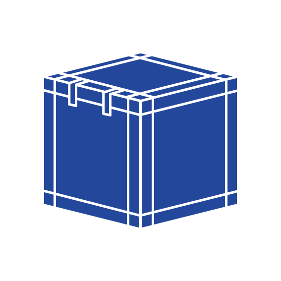 Hard Case shipper icon