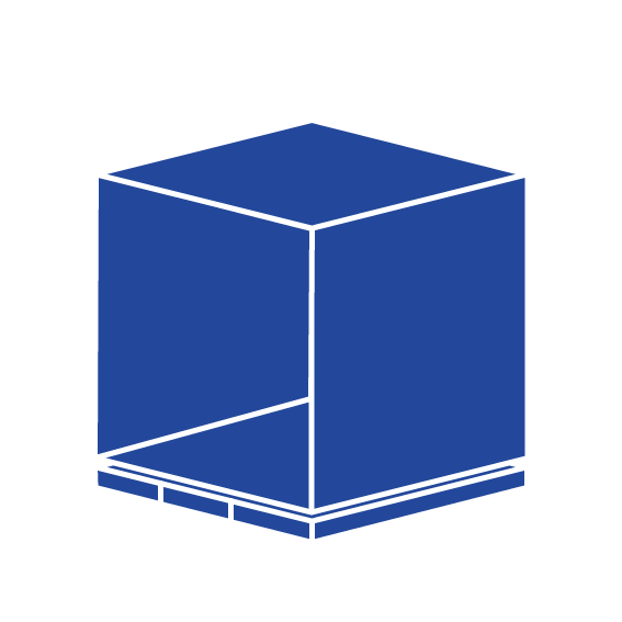 Global Cold Chain Solutions Pallet Shipper Icon